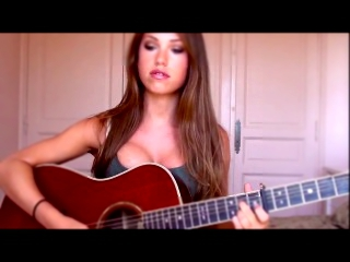 Видеоклип Jess Greenberg - Kiss me (Sixpence None the Richer cover)