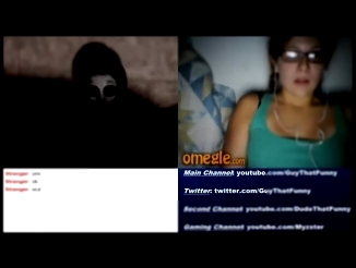 omegle / Top 10 Moments of Scaring People on Omegle