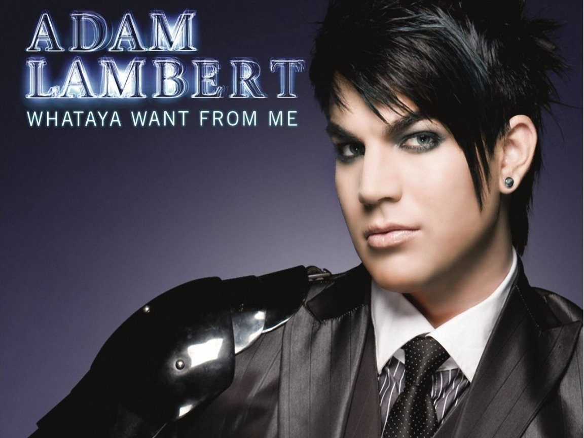 Adam Lambert - What Are You Want From Me