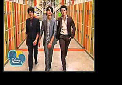 Видеоклип Jonas Brothers - Live to Party