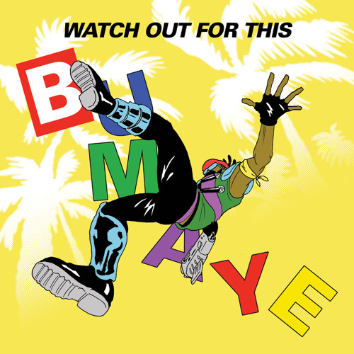 Major Lazer Feat. Busy Signal - Watch Out For This (M1 & High Remix)