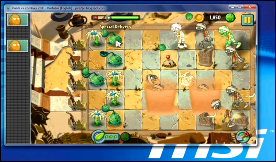 Free Download Plant vs Zombies 2 for PC Full Game