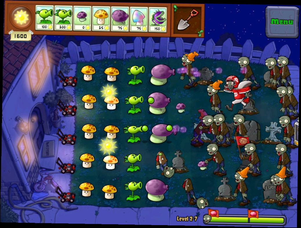 Скачать <b>Plants</b> <b>vs</b> <b>Zombies</b> <b>2</b> для компьютера