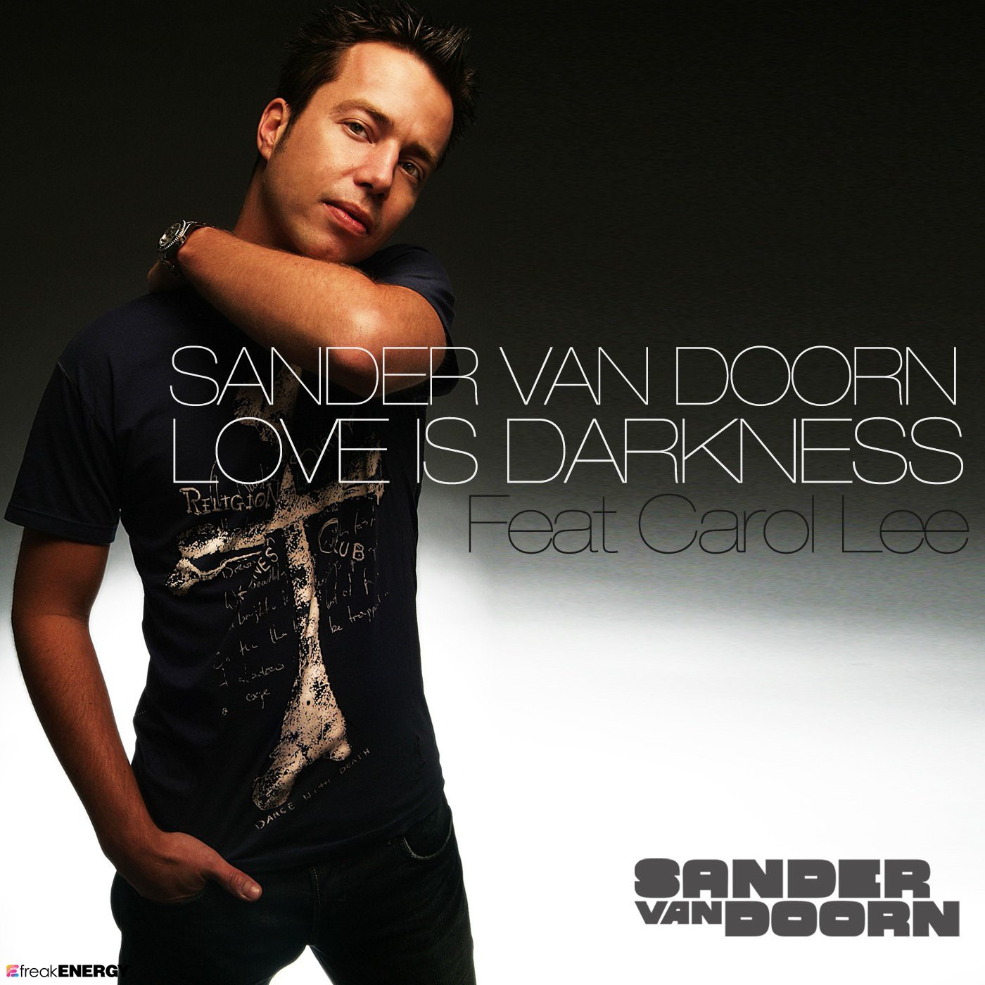 Sander van Doorn feat. Carol L - Love Is Darkness (Radio Edit)