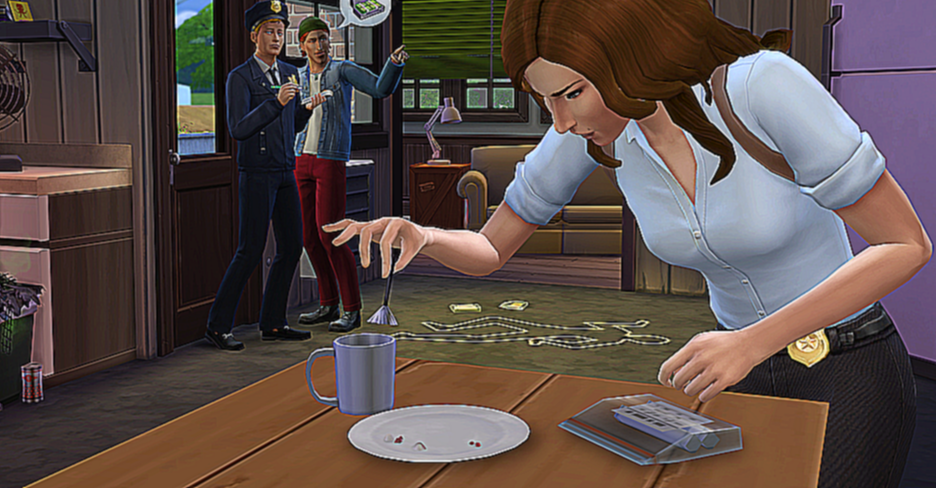 case of the sims online